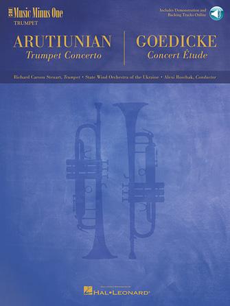 Arutiunian – Trumpet Concerto and Goedicke – Concert Etude