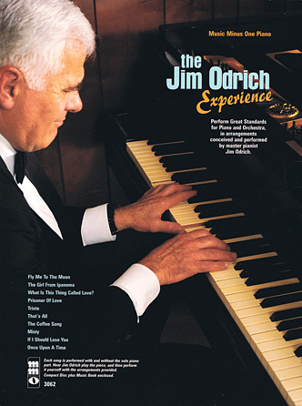 Product Cover for The Jim Odrich Experience