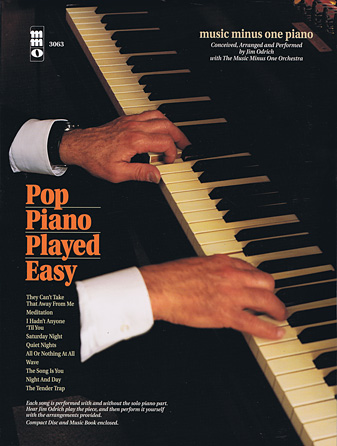 Product Cover for Pop Piano Played Easy