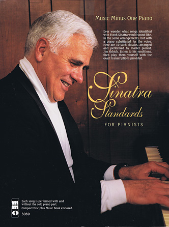 Product Cover for Sinatra Standards for Pianists