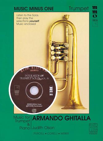 Intermediate Trumpet Solos – Volume 4