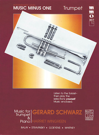 Intermediate Trumpet Solos – Volume 3