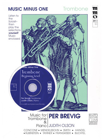 Beginning Trombone Solos – Volume 1