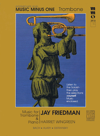 Intermediate Trombone Solos – Volume 2