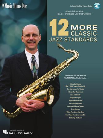Product Cover for 12 More Classic Jazz Standards