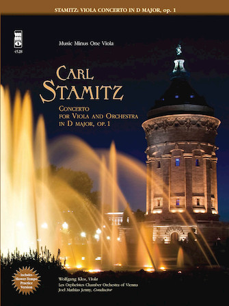 Product Cover for Stamitz – Viola Concerto in D Major, Op. 1