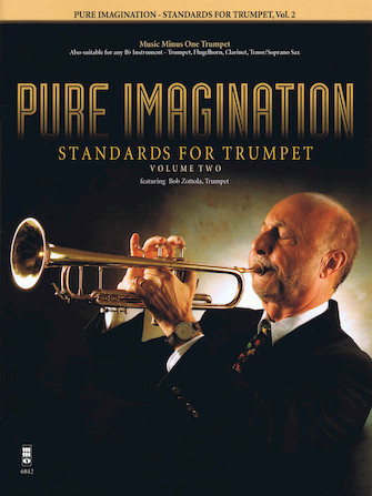 Product Cover for Pure Imagination – Standards for Trumpet, Vol. 2