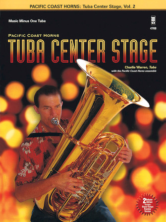 Pacific Coast Horns – Tuba Center Stage, Vol. 2