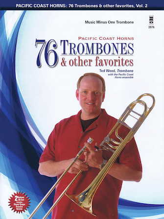Pacific Coast Horns – 76 Trombones & Other Favorites, Vol. 2