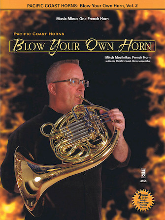 Product Cover for Pacific Coast Horns – Blow Your Own Horn, Vol. 2