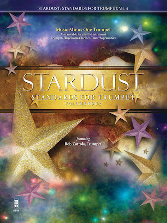 Product Cover for Stardust Standards for Trumpet – Volume 4