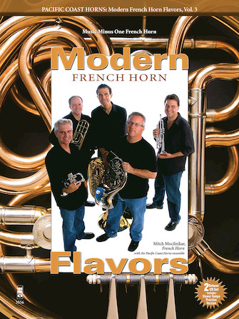 Pacific Coast Horns – Modern French Horn Flavors, Vol. 3
