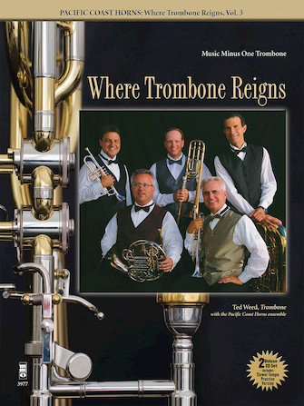 Product Cover for Pacific Coast Horns – Where Trombone Reigns, Vol. 3