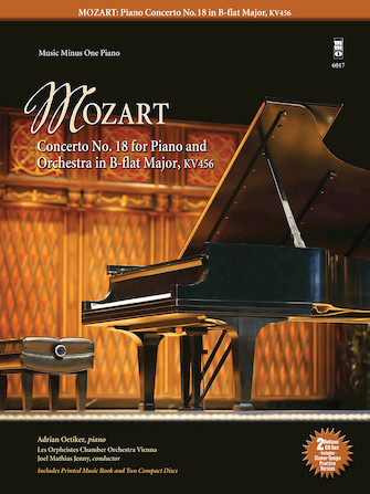Mozart – Concerto No. 18 for Piano and Orchestra in B-flat Major, KV456