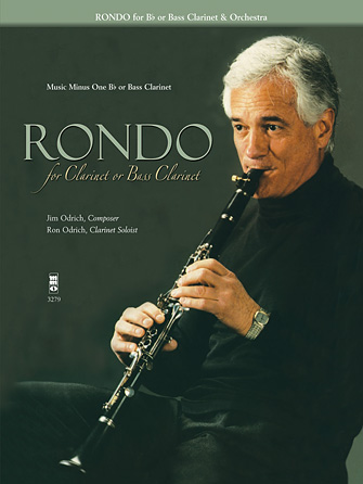 Rondo for Clarinet or Bass Clarinet