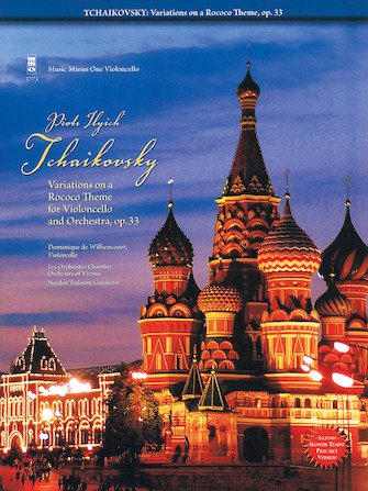 Product Cover for Tchaikovsky – Variations on a Rococo Theme For Violoncello