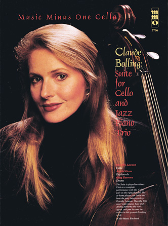 Product Cover for Claude Bolling – Suite for Violoncello and Jazz Piano Trio