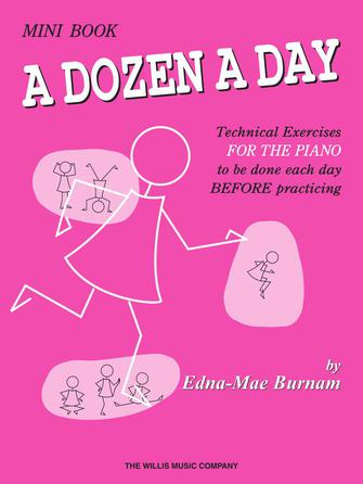 Product Cover for A Dozen a Day Mini Book