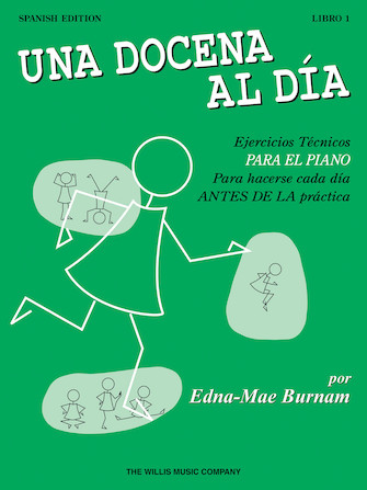 Product Cover for A Dozen a Day Book 1 – Spanish Edition