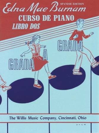 Product Cover for Step by Step Piano Course – Book 2 – Spanish Edition