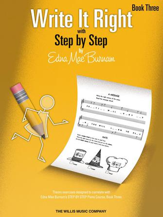 Product Cover for Write It Right – Book 3