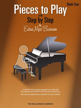 Product Cover for Pieces to Play – Book 4