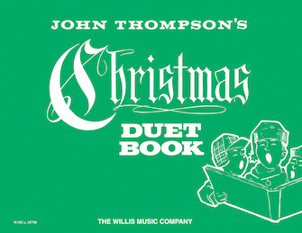 Product Cover for Christmas Duet Book
