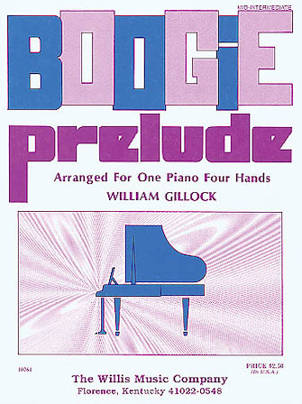 Product Cover for Boogie Prelude