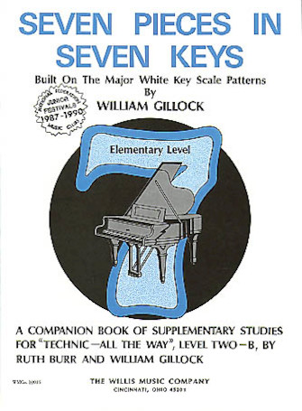 Product Cover for Seven Pieces in Seven Keys