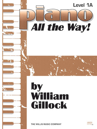 Product Cover for Piano – All the Way! Level 1A