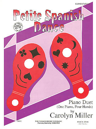 Product Cover for Petite Spanish Dance