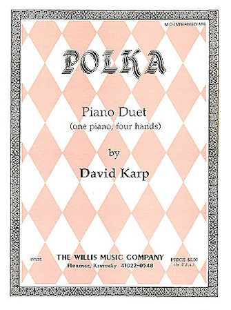 Product Cover for Polka Op. 39, No. 14