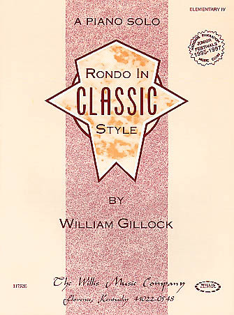 Product Cover for Rondo in Classic Style