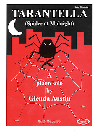 Product Cover for Tarantella (Spider at Midnight)