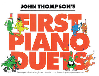Product Cover for John Thompson's First Piano Duets