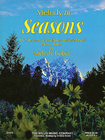 Product Cover for Melody in Seasons