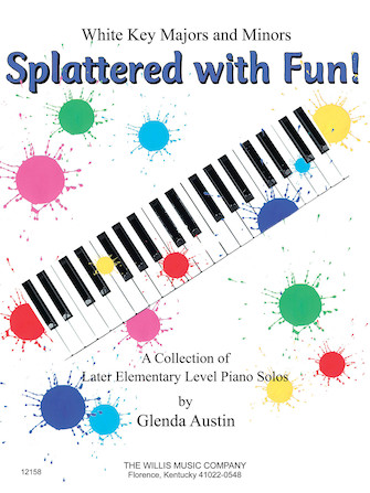 Product Cover for Splattered with Fun!