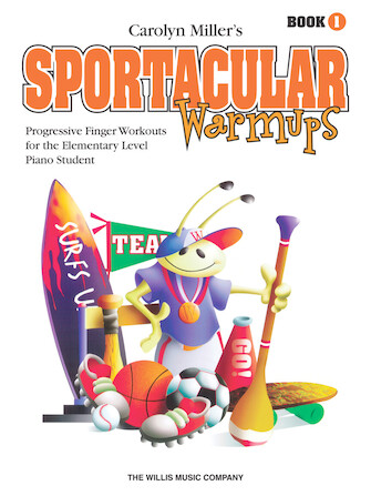 Product Cover for Sportacular Warm-Ups, Book 1
