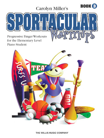 Product Cover for Sportacular Warm-Ups, Book 3