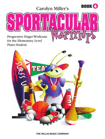 Product Cover for Sportacular Warm-Ups, Book 4
