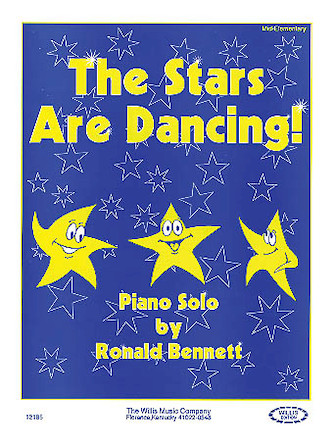 Product Cover for The Stars Are Dancing