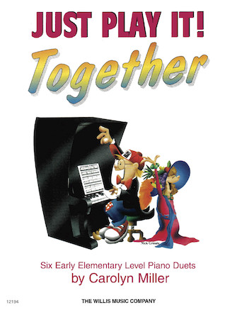 Just Play It! Together – Book 1