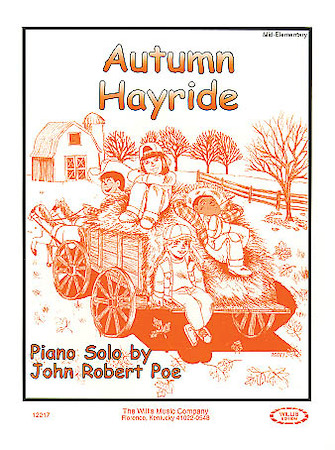 Product Cover for Autumn Hayride