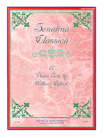 Product Cover for Sonatina Classica