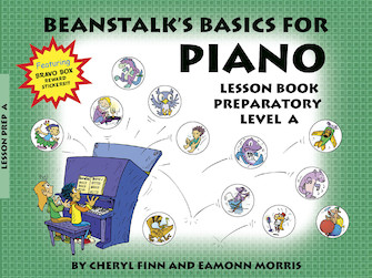 Product Cover for Beanstalk's Basics for Piano