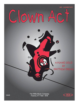 Product Cover for Clown Act