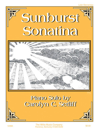Product Cover for Sunburst Sonatina