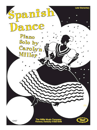 Product Cover for Spanish Dance