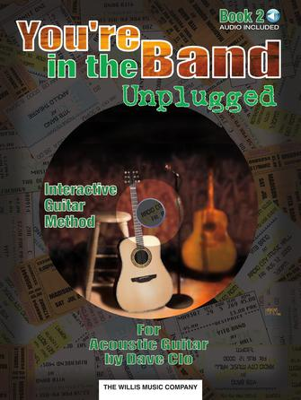 Product Cover for You're in the Band Unplugged