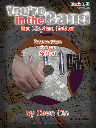 Product Cover for You're in the Band – Interactive Guitar Method